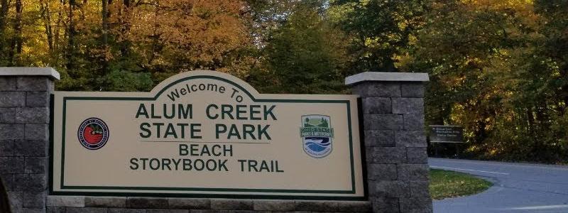 Alum Creek State Park Ohio