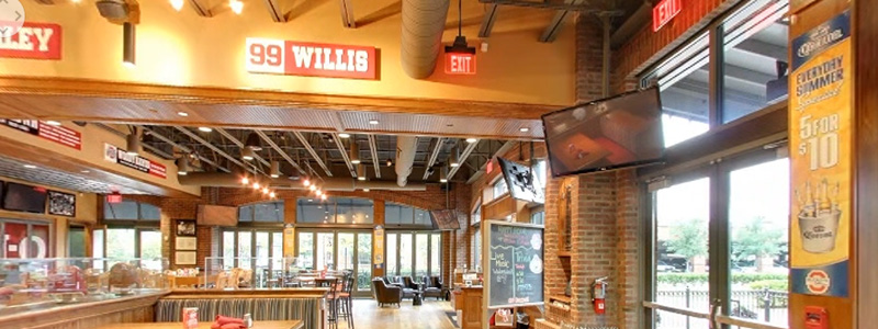 Buckeye Hall of Fame Grill